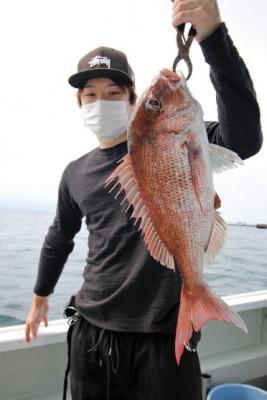 西岡遊漁の2020年6月21日(日)4枚目の写真