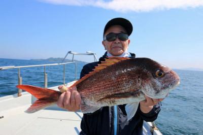 西岡遊漁の2020年6月22日(月)1枚目の写真