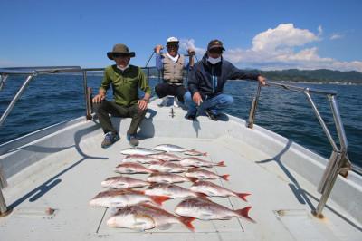 西岡遊漁の2020年6月22日(月)4枚目の写真