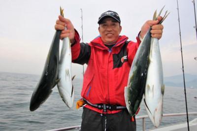 西岡遊漁の2020年6月25日(木)2枚目の写真