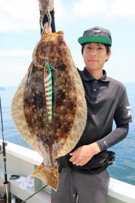 西岡遊漁の2020年6月28日(日)4枚目の写真