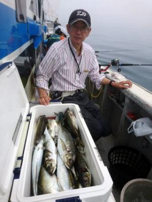 第一海友丸の2020年7月11日(土)5枚目の写真