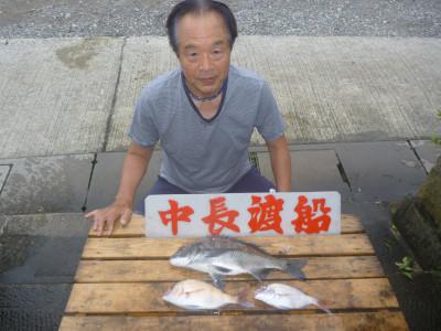 中長渡船の2020年7月17日(金)2枚目の写真