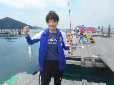 由良海つり公園&釣堀ランドの2020年7月23日(木)2枚目の写真