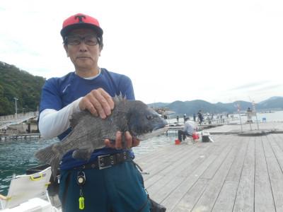 由良海つり公園&釣堀ランドの2020年7月23日(木)3枚目の写真