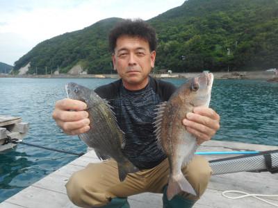 由良海つり公園&釣堀ランドの2020年7月23日(木)4枚目の写真