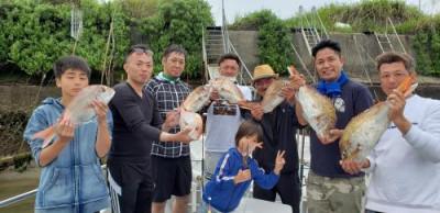 まこと遊漁の2020年7月24日(金)1枚目の写真