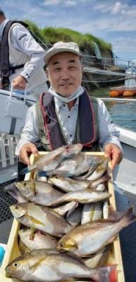 まこと遊漁の2020年7月24日(金)5枚目の写真