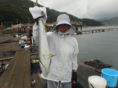 由良海つり公園&釣堀ランドの2020年7月24日(金)3枚目の写真
