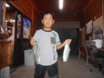 由良海つり公園&釣堀ランドの2020年7月26日(日)1枚目の写真
