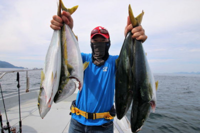 西岡遊漁の2020年7月18日(土)1枚目の写真