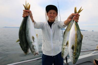 西岡遊漁の2020年7月18日(土)2枚目の写真