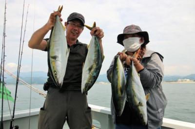 西岡遊漁の2020年7月19日(日)4枚目の写真