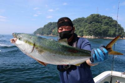 西岡遊漁の2020年7月20日(月)1枚目の写真