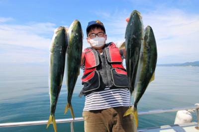西岡遊漁の2020年7月20日(月)2枚目の写真
