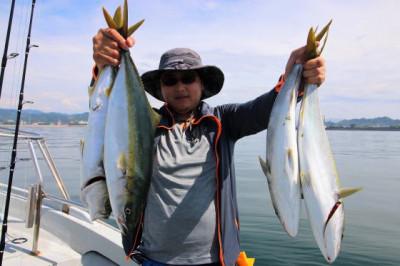 西岡遊漁の2020年7月20日(月)5枚目の写真