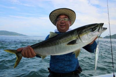 西岡遊漁の2020年7月21日(火)1枚目の写真