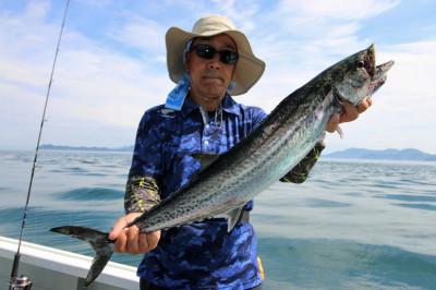 西岡遊漁の2020年7月21日(火)2枚目の写真