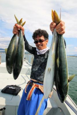 西岡遊漁の2020年7月21日(火)3枚目の写真