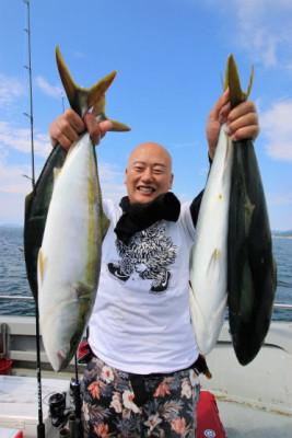 西岡遊漁の2020年7月21日(火)5枚目の写真