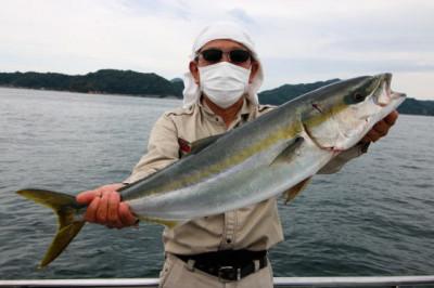 西岡遊漁の2020年7月23日(木)4枚目の写真
