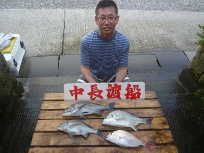 中長渡船の2020年7月29日(水)2枚目の写真