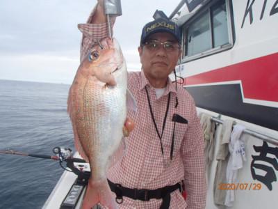 秀吉丸の2020年7月29日(水)1枚目の写真