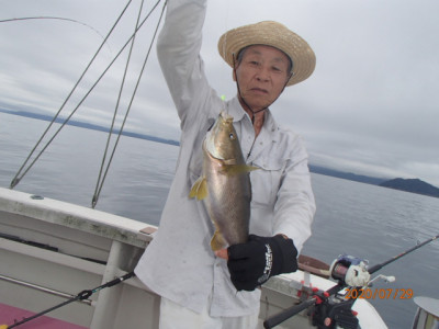 秀吉丸の2020年7月29日(水)3枚目の写真