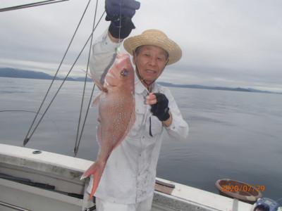 秀吉丸の2020年7月29日(水)4枚目の写真