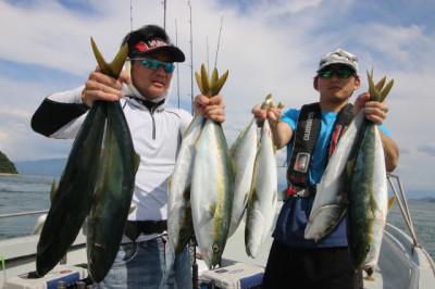 西岡遊漁の2020年7月25日(土)3枚目の写真