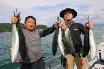 西岡遊漁の2020年7月25日(土)4枚目の写真