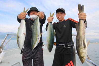 西岡遊漁の2020年7月26日(日)3枚目の写真