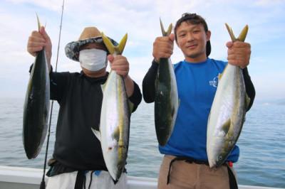 西岡遊漁の2020年7月26日(日)4枚目の写真