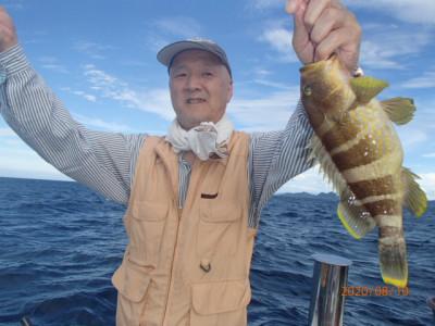 秀吉丸の2020年8月10日(月)2枚目の写真