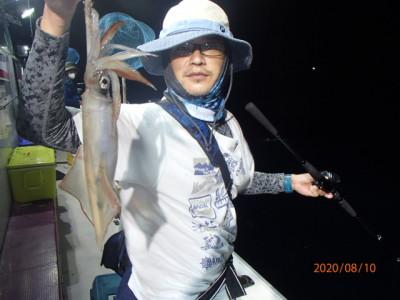 秀吉丸の2020年8月10日(月)5枚目の写真