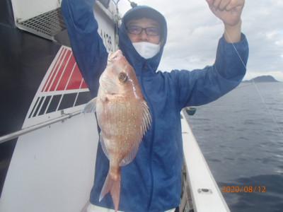 秀吉丸の2020年8月12日(水)3枚目の写真