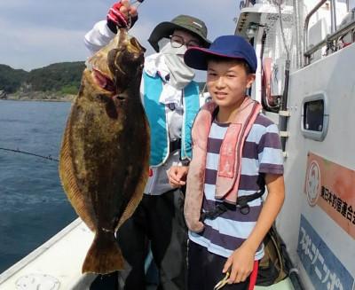 佐々木釣具店 平進丸の2020年8月16日(日)1枚目の写真