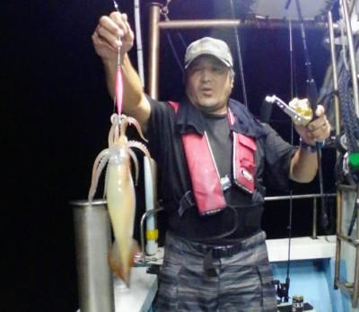 佐々木釣具店 平進丸の2020年8月16日(日)4枚目の写真