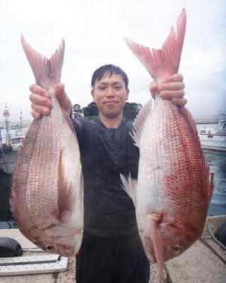 丸銀釣りセンターの2020年7月22日(水)1枚目の写真