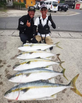 丸銀釣りセンターの2020年7月22日(水)4枚目の写真