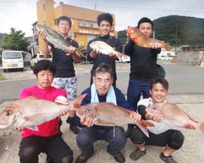 丸銀釣りセンターの2020年7月26日(日)1枚目の写真