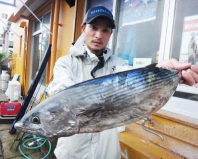 丸銀釣りセンターの2020年7月27日(月)1枚目の写真