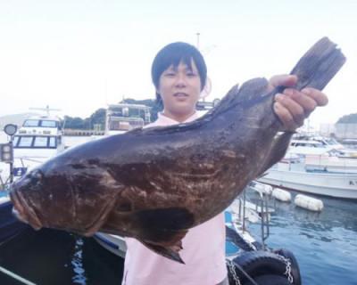 丸銀釣りセンターの2020年7月30日(木)1枚目の写真
