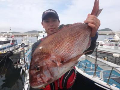 丸銀釣りセンターの2020年7月31日(金)1枚目の写真