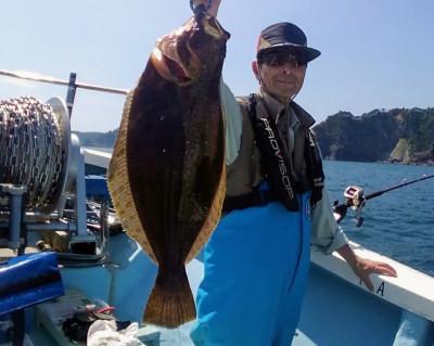 佐々木釣具店 平進丸の2020年8月19日(水)1枚目の写真