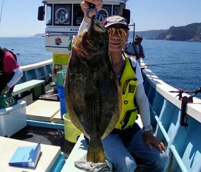 佐々木釣具店 平進丸の2020年8月20日(木)4枚目の写真