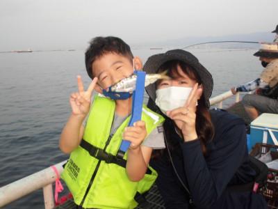 尼崎市立魚つり公園の2020年8月21日(金)1枚目の写真
