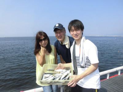 尼崎市立魚つり公園の2020年8月21日(金)2枚目の写真