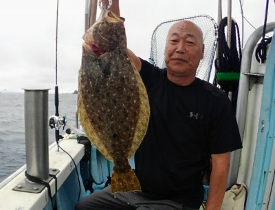 佐々木釣具店 平進丸の2020年8月22日(土)4枚目の写真