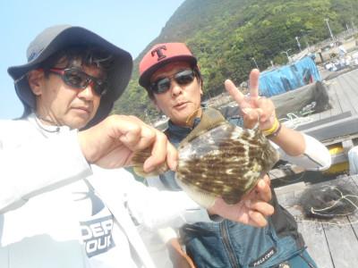 由良海つり公園&釣堀ランドの2020年8月22日(土)1枚目の写真